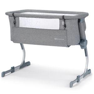 Kinderkraft Baby Cot Uno UP Grey