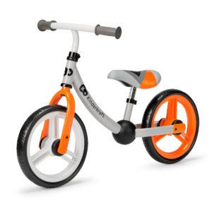Kinderkraft Balance Bike 2WAY NEXT Blaze Orange
