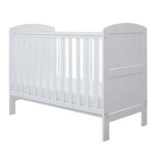 Ickle Bubba Coleby Mini Cot Bed
