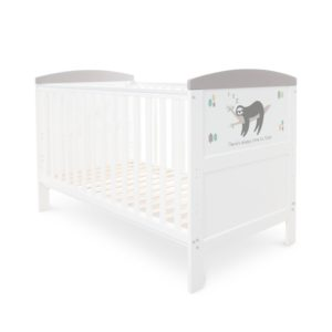 Ickle Bubba Coleby Style Cot Bed