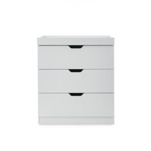 Ickle Bubba Coleby Changing Unit/Chest - White