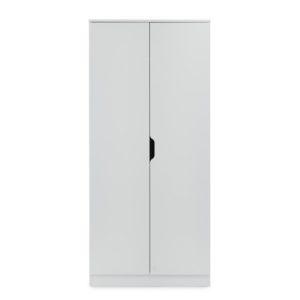 Ickle Bubba Coleby Wardrobe - White