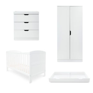 Ickle Bubba Coleby Classic 4 Piece Furniture Set