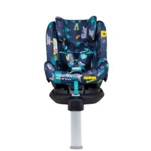 Cosatto All in All Rotate 0+/1/2/3 ISOFIX Car Seat Dragon Kingdom