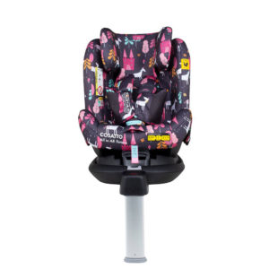 Cosatto All in All Rotate 0+/1/2/3 ISOFIX Car Seat Unicornland