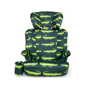 Cosatto Ninja Group 2/3 Car Seat Candy Crocodile Smiles