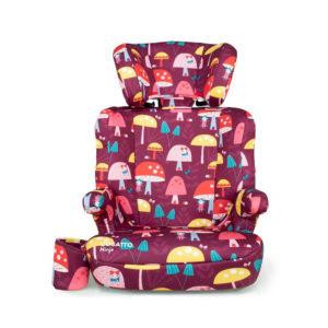Cosatto Ninja Group 2/3 Car Seat Candy Mushroom Magic