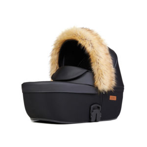 ANEX Hood Fur Brown
