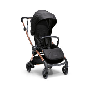Mamas & Papas Airo Stroller Black/Rose Gold