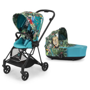Cybex by DJ Khaled MIOS Stroller with Carrycot We the Best