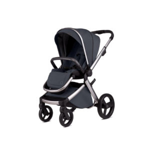 ANEX l/type Stroller and Carrycot Shadow