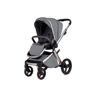 ANEX l/type Stroller and Carrycot Stone