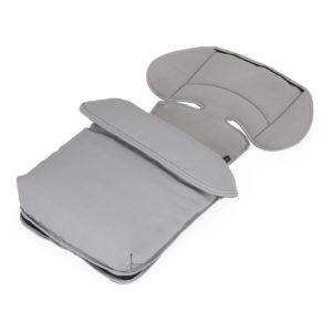 Bebecar Footmuff Stone Grey