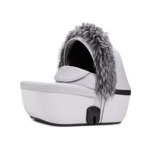 ANEX Hood Fur Grey