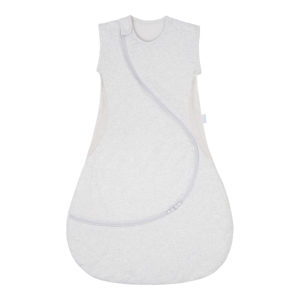 Purflo Minimal Grey Baby Sleep Bag - 'Lightweight'