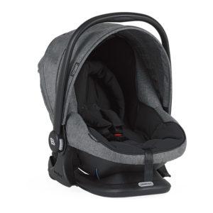 Bebecar Pack Prow Travel System Grey