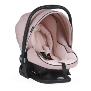 Bebecar Pack Prow Travel System Pink