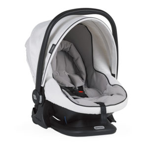 Bebecar Pack Prow Travel System White