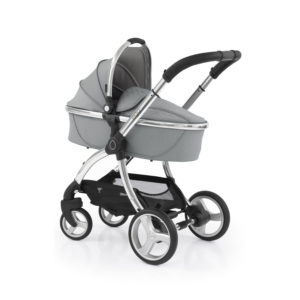 Egg®2 Stroller and Carrycot Monument Grey