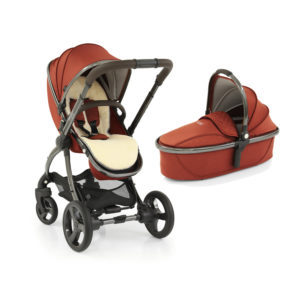 Egg®2 Stroller and Carrycot Paprika