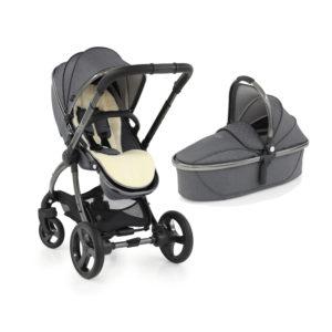 Egg®2 Stroller and Carrycot Quartz