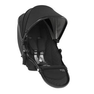 Egg®2 Tandem Seat Just Black