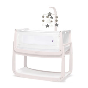 Snuz Baby Mobile - Rose White