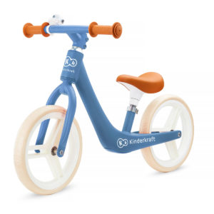 Kinderkraft Balance Bike FLY PLUS Blue Sapphire