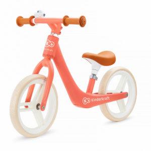 Kinderkraft Balance Bike FLY PLUS Magic Coral