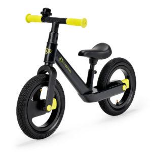 Kinderkraft Balance Bike GOSWIFT Black Volt