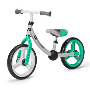 Kinderkraft Balance Bike 2WAY NEXT Light Green