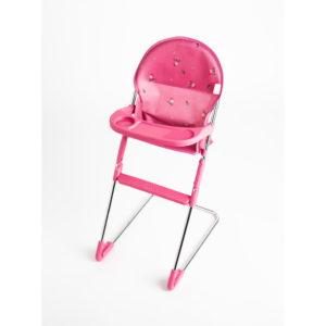 Roma Darcie Dolls Highchair - Pink