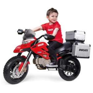 Peg Perego - Motorbike Ducati Enduro