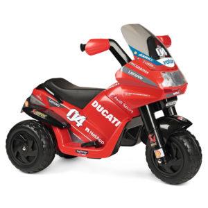 Peg Perego - Desmosedici Evo 6v Three Wheel Motorbike