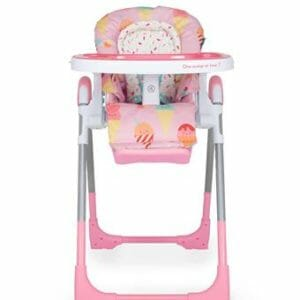 Cosatto Noodle 0+ Highchair Ice Ice Baby